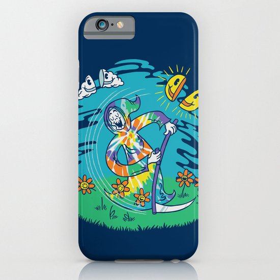 The Not-So-Grim Reaper iPhone & iPod Case