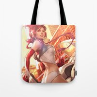 Pepper Delivery Tote Bag