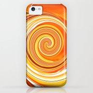 Citrus Burst iPhone 5c Slim Case