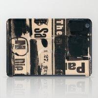 THE27RZ iPad Case