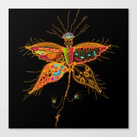 Butterfly Spirit  Canvas Print