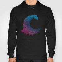 Crystal Wave Hoody
