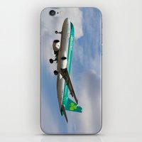 Aer Lingus Airbus A320 iPhone & iPod Skin