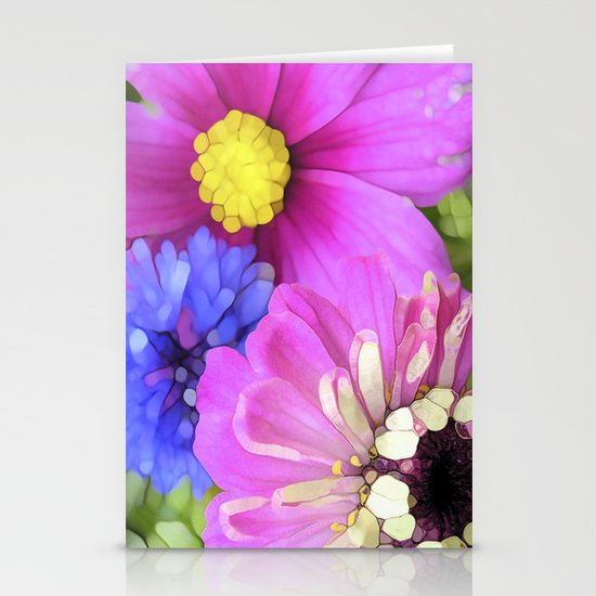 For the Love of Color Stationery Card