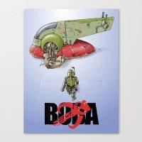BobAkira Canvas Print