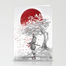 Kireji (cutting word) Stationery Cards