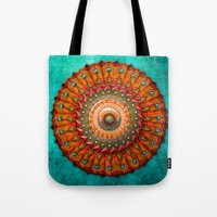 Ezekial's Wheel Tote Bag