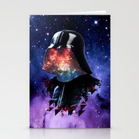 THE DARTH FATHER Stationery Cards