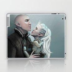 Dragon Age - Solas and Inqusitor Laptop & iPad Skin