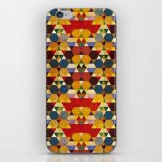 Kaleidoscopy iPhone & iPod Skin