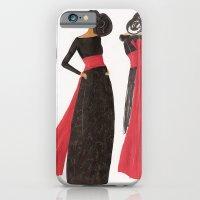 iPhone & iPod Case featuring Gala Girl by AZerhusen