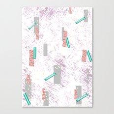 GRAPHIC. print, pattern, design, graphics, colour, illustration, art, design, Canvas Print