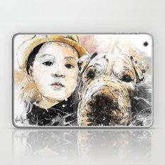 Best Friends Laptop & iPad Skin