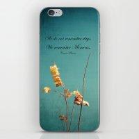 Moments iPhone & iPod Skin