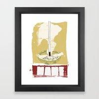 Mame Framed Art Print