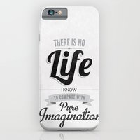 Pure Imagination iPhone 6 Slim Case
