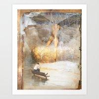 The Sacred And The Munda… Art Print