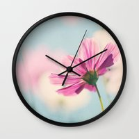 A beautiful morning Wall Clock