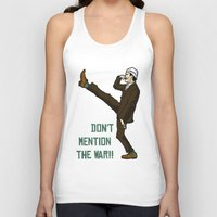 Don't Mention The War!! Unisex Tank Top