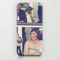 iPhone & iPod Case featuring at the races... by Chernobylbob