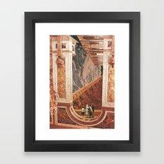 Inner Cities: Hall of the Mountain King Framed Art Print