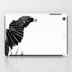 Landscape model sections iPad Case