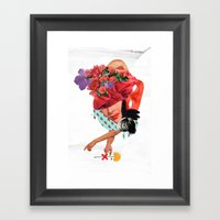 Solid Things 8  Framed Art Print