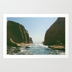 Secret Cove Art Print