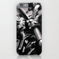 iPhone & iPod Case featuring moto by Farkas B. Szabina