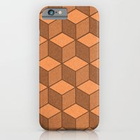 Sand Cubes iPhone 6 Slim Case