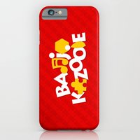 Banjo-Kazooie - Red iPhone 6 Slim Case