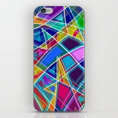 Stained Glass iPhone & iPod Skin