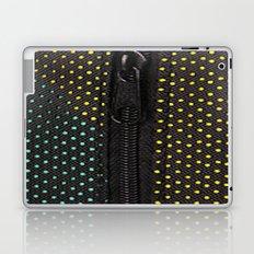 Zipper Laptop & iPad Skin