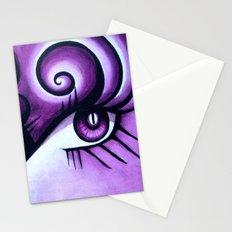 Expressive Eyes Stationery Cards