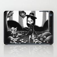 Ride on Lawn iPad Case