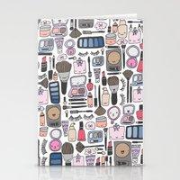 Cutey Beauty Kawaii Stationery Cards