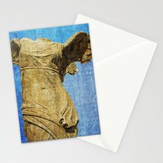 angel wings Stationery Cards