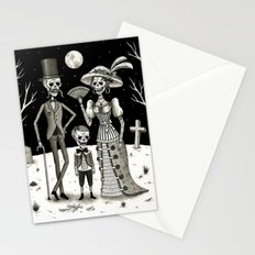 Family Portrait of the Passed Stationery Cards