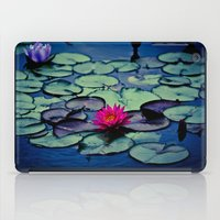 Twilight At The Lily Pon… iPad Case