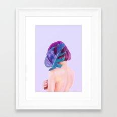 In Touch Framed Art Print