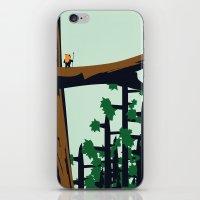 Visit Endor! iPhone & iPod Skin
