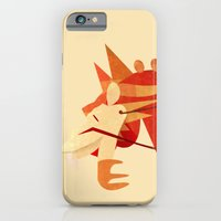 iPhone & iPod Case featuring YEAR OF THE HORSE by Eleonora