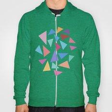 Colorful geometric pattern II Hoody
