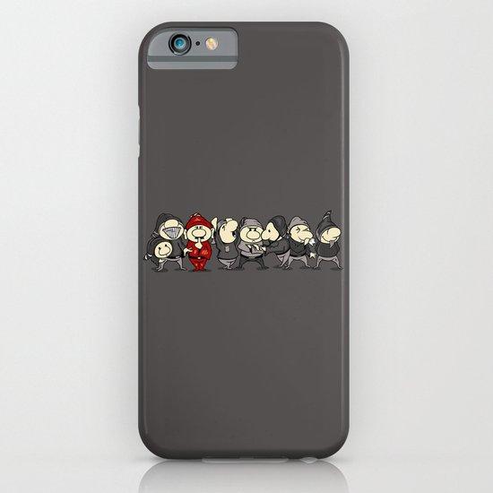 Red Dwarf iPhone & iPod Case