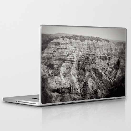 Retro Canyon Laptop & iPad Skin