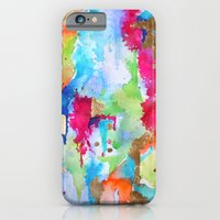 Lisa Print iPhone 6 Slim Case