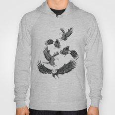 Eagles Pattern Hoody