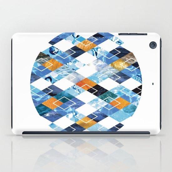 Argyle Aquarium iPad Case