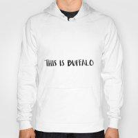 This is Buffalo Hoody