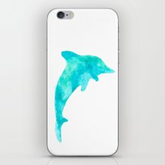 Exotic Dolphin iPhone & iPod Skin